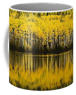 Golden Lake Coffee Mug