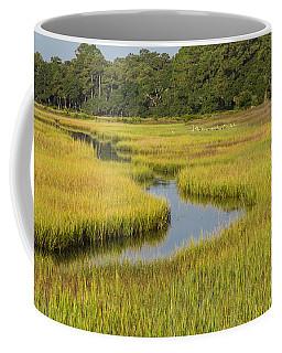 Golden Marsh Coffee Mug