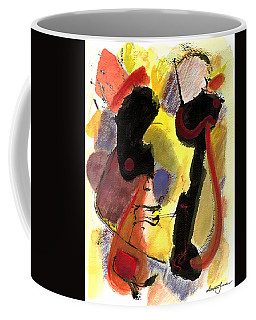 Golden Moon 2 Coffee Mug