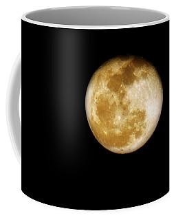 Golden Moon Coffee Mug