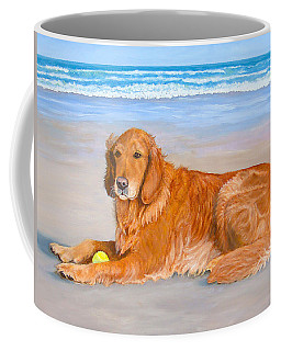 Golden Murphy Coffee Mug
