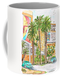Golden Nugget Hotel And Casino Entrance, Laughlin, Nevada Coffee Mug