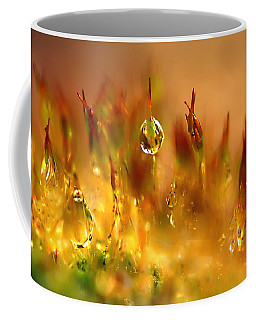Golden Palette Coffee Mug