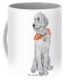 Golden Poodle Coffee Mug