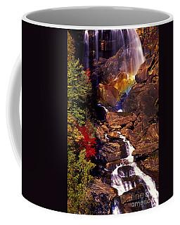 Golden Rainbow Coffee Mug