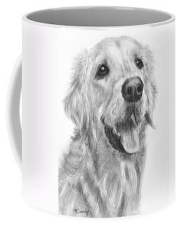 Golden Retriever Duncan Coffee Mug