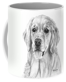 Golden Retriever Jessie Adult Coffee Mug
