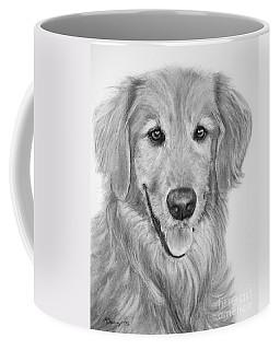 Golden Retriever Sketch Coffee Mug