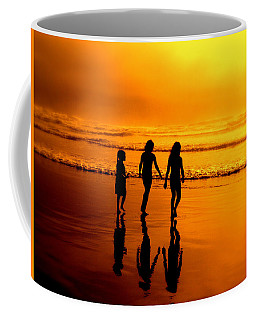 Golden Sands  Coffee Mug by Micki Findlay