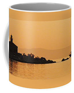 Golden Sea - Golden Sky Coffee Mug