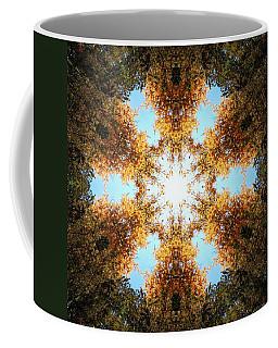 Golden Shimmer K2 Coffee Mug