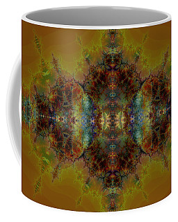 Golden Tapestry Coffee Mug