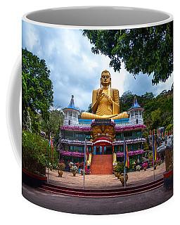 Golden Temple In Dambulla 2. Sri Lanka Coffee Mug