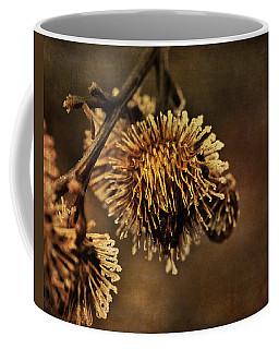 Golden Thistle Coffee Mug