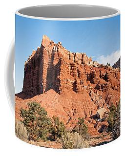 Golden Throne Capitol Reef National Park Coffee Mug