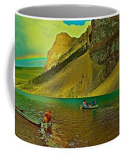 Golden Voyage Coffee Mug by Jim Hogg