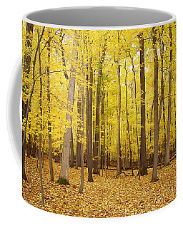 Golden Woods Coffee Mug