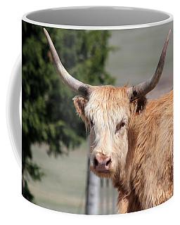 Golden Yak Coffee Mug