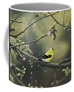 Goldfinch Coffee Mug