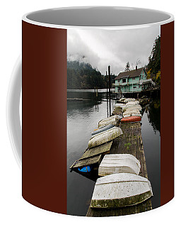 Goldstream Marina Coffee Mug