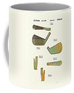 Golf Club Patent-1989 Coffee Mug