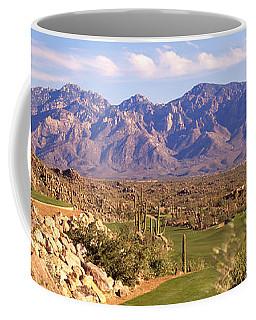 Golf Course Tucson Az Coffee Mug