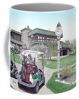 Golf Seven Springs Mountain Resort Coffee Mug