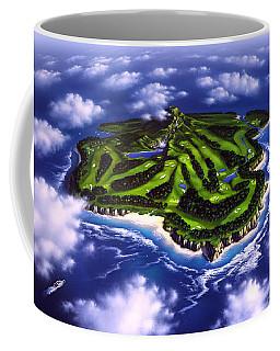 Golfer's Paradise Coffee Mug