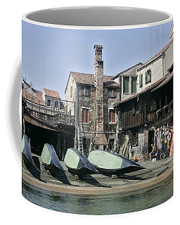 Gondola Showroom Coffee Mug