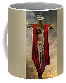 His Ultimate Gift Of Mercy - Jesus Christ Coffee Mug