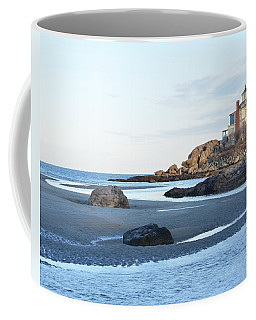 Good Harbor Beach Coffee Mug