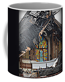 Good Lord Coffee Mug by Ally  White