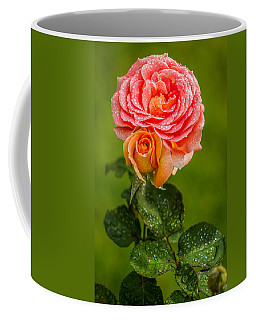 Coffee Mug featuring the photograph Good Morning Beautiful by Ken Stanback