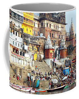 Good Morning Ganga Ji 2 Coffee Mug