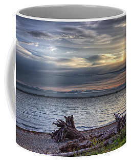 San Pareil Sunrise Coffee Mug by Randy Hall