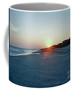 Coffee Mug featuring the photograph Good Night Day by Roberta Byram