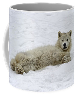 Good Wolfie ... Coffee Mug