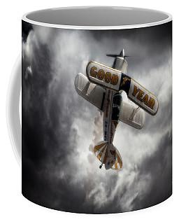Coffee Mug featuring the photograph Good Year Cloud by Paul Job