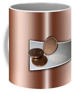 Goodbye Canadian Penny Coffee Mug