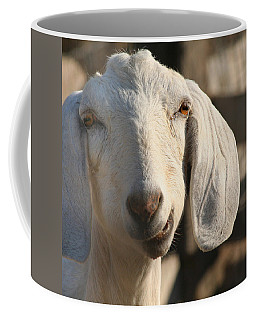Goofy Goat Coffee Mug