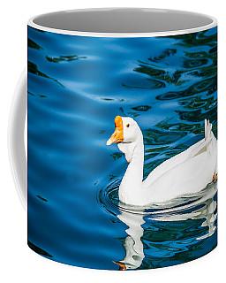 Goose At Gibson Pond Coffee Mug
