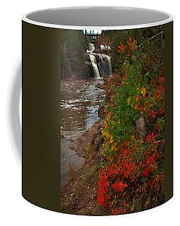 Gooseberry Foilage Coffee Mug