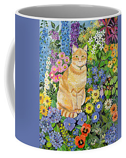 Gordon S Cat Coffee Mug