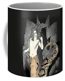Male Medusa  Coffee Mug
