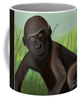 Gorilla Greatness Coffee Mug