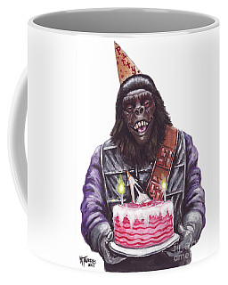 Gorilla Party Coffee Mug