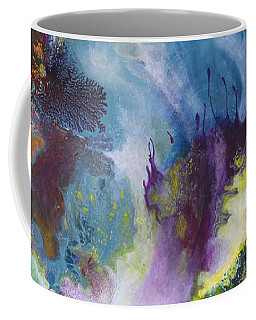 Gossamer Coffee Mug by Sally Trace