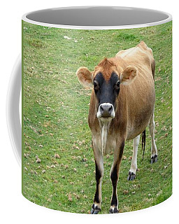 Coffee Mug featuring the photograph Got Milk by Mike Breau