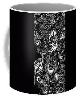 Goth Doll Coffee Mug by Akiko Okabe