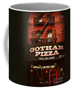 Gotham Pizza Coffee Mug